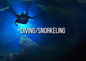 diving in and around gilchrist county