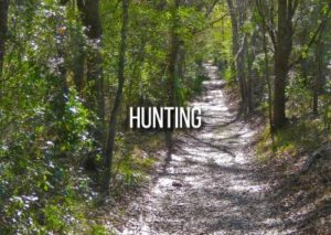 hunting around gilchrist county
